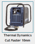Thermal Dynamics Plasma Consumables